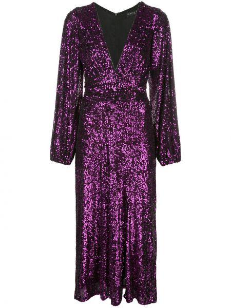 Платье миди с пайетками макси Iorane