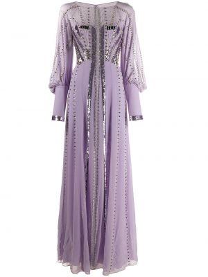 Платье с вышивкой на молнии Temperley London