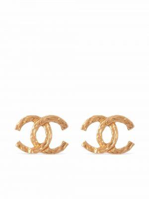 Клипсы винтажные Chanel Pre-owned