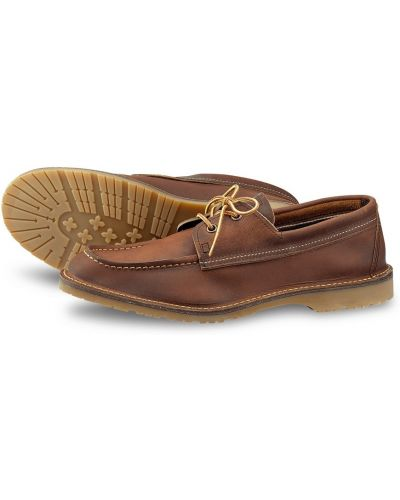 Loafers - brązowe Red Wing Shoes