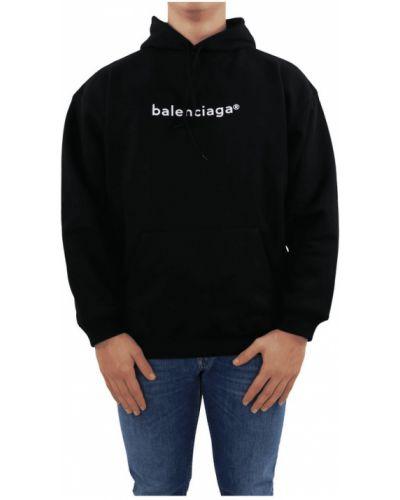 Bluza z kapturem Balenciaga