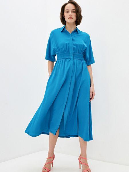 Платье спортивное платье-рубашка Sportmax Code