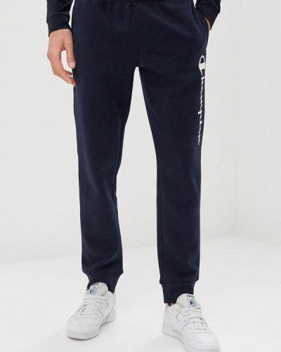 Синие спортивные брюки Champion