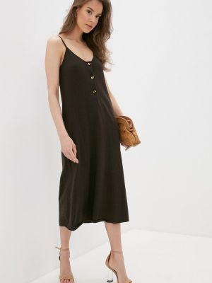 Платье платье-сарафан зеленый Rodier