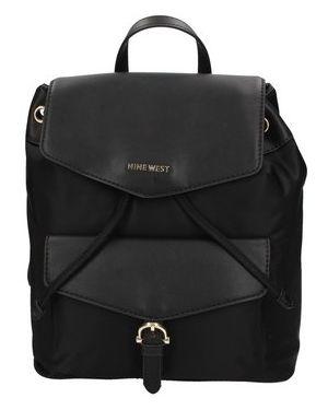 Czarny plecak Nine West