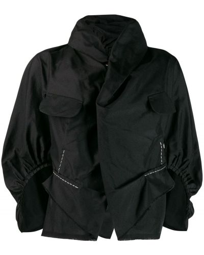 Черная куртка Comme Des Garçons Pre-owned