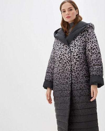 Утепленная куртка - серая Odri Mio