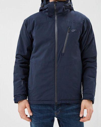 Куртка горнолыжная осенняя синяя Five Seasons