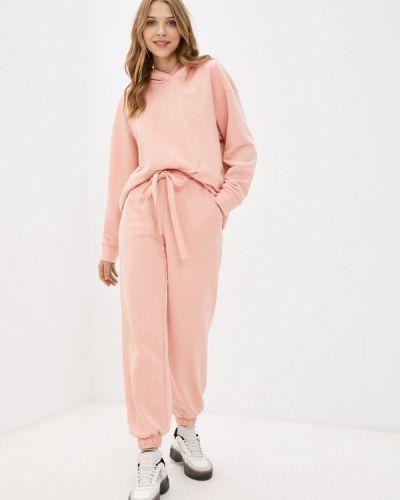 Костюмный розовый спортивный костюм Irma Dressy