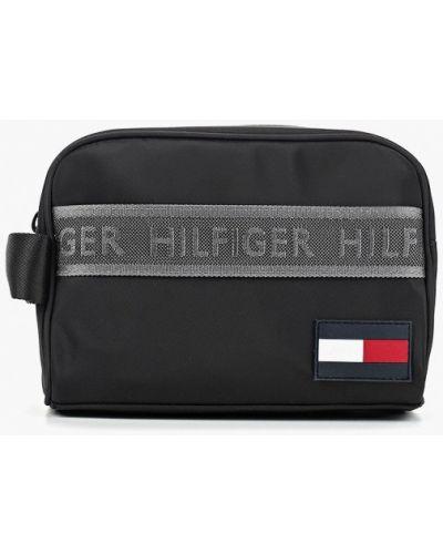 Несессер текстильный черный Tommy Hilfiger