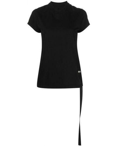 T-shirt - czarna Rick Owens