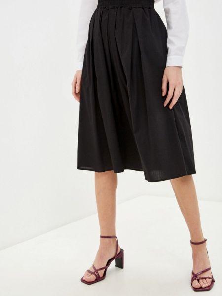 Платье черное весеннее Perfect J