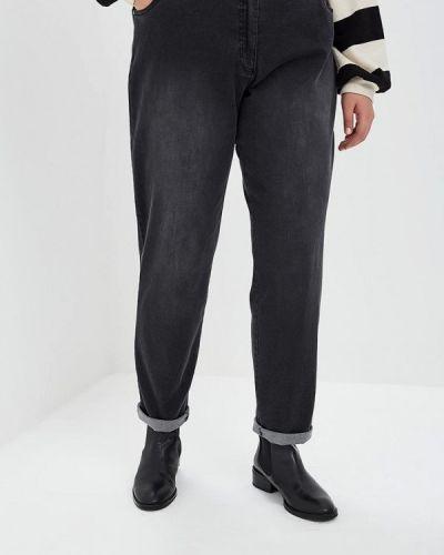 Черные джинсы Ulla Popken