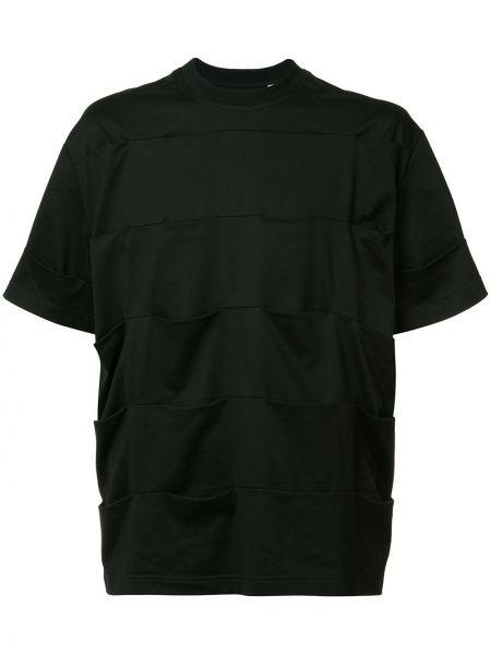 Koszula z kieszeniami czarna Private Stock