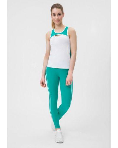 Костюмный бирюзовый спортивный костюм Go Fitness