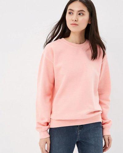 Розовая толстовка Topshop