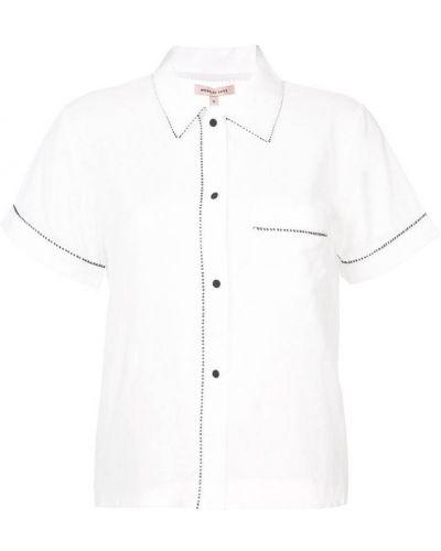 Белый топ пижамный Morgan Lane