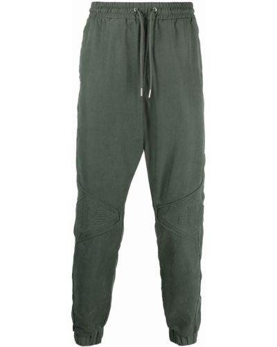 Zielone spodnie Han Kjobenhavn