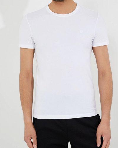 Белая футболка Ermenegildo Zegna