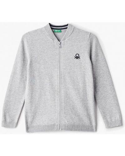 Кардиган серый United Colors Of Benetton