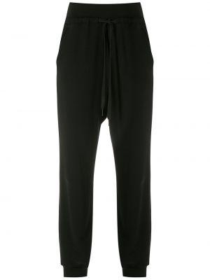 Трикотажные спортивные брюки - черные Uma   Raquel Davidowicz