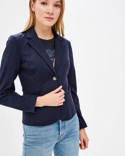 Синий пиджак Only