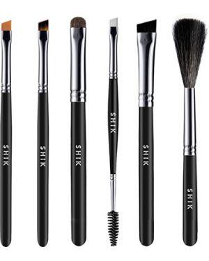 Кисть для макияжа набор для бровей Shik