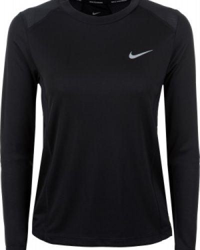 Спортивная футболка приталенная из полиэстера Nike