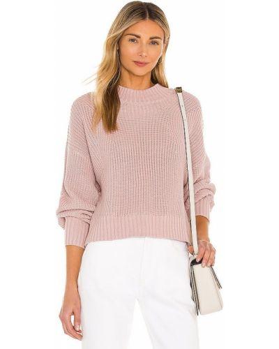Ватный кашемировый свитер для полных 525