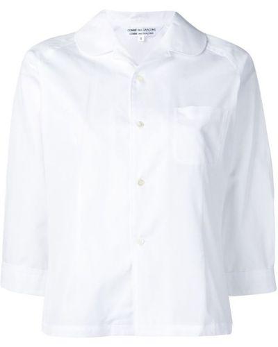 Рубашка с карманами на пуговицах Comme Des Garçons Comme Des Garçons