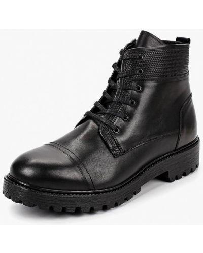 Ботинки осенние кожаные Paolo Conte