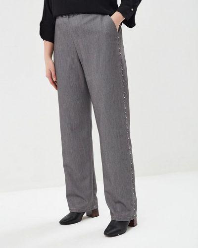 Серые брюки повседневные Kitana By Rinascimento