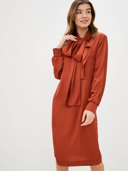 Платье - коричневое Nemes