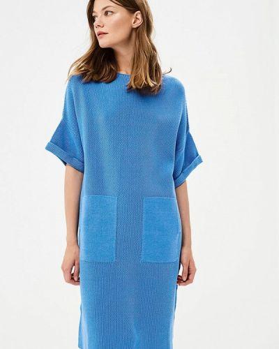 Голубое платье летнее Marytes