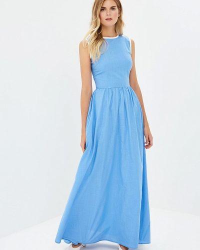 Платье синее Gepur