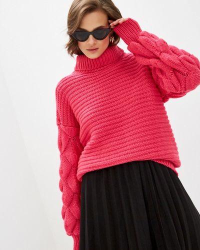 Розовый свитер Vickwool