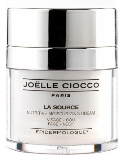 Крем для лица питательный увлажняющий от морщин Joëlle Ciocco