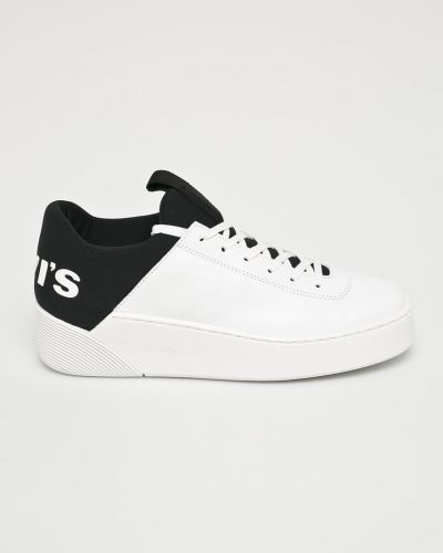 Кроссовки на платформе с нашивками с логотипом Levi's®