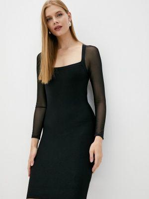 Платье футляр - черное Marciano Los Angeles