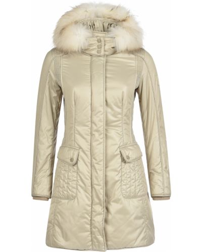 Куртка из полиэстера - бежевая Montecore