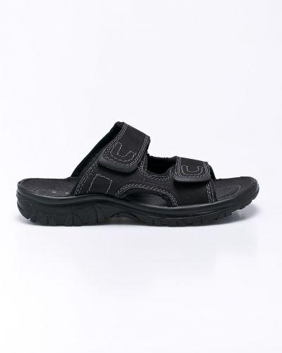Черные сандалии Marco Tozzi