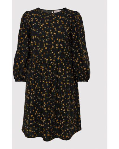 Sukienka casual - czarna Only Carmakoma