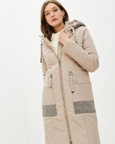 Утепленная куртка - бежевая Dizzyway