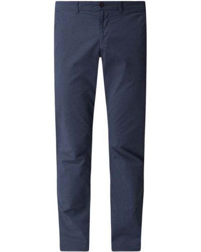 Niebieskie spodnie bawełniane Mcneal