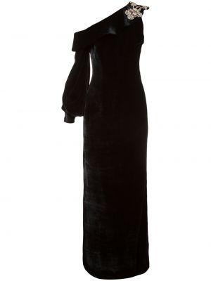 Czarna sukienka z wiskozy Sachin & Babi