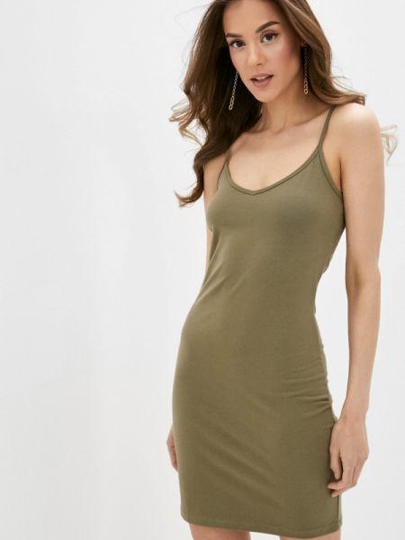 Платье платье-майка зеленый Befree