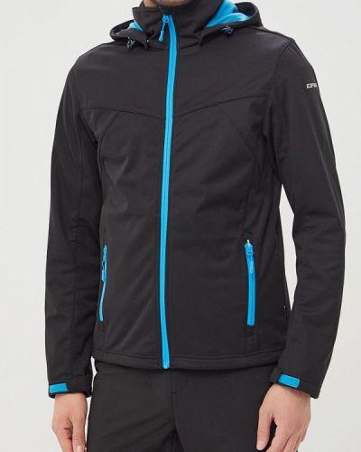 Черная куртка Icepeak