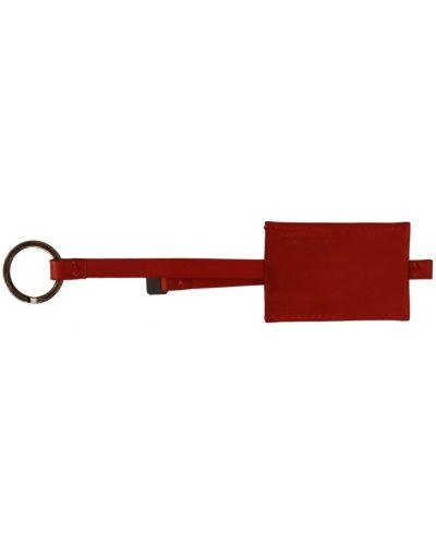 Czerwony brelok Costume National