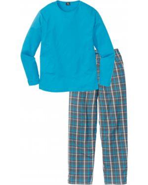 Пижама в клетку Bonprix