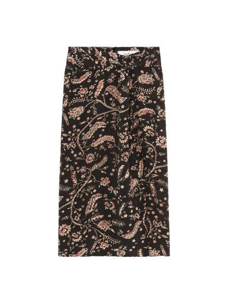 Czarna spódnica Ba&sh